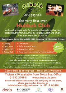 Hubbub Club flyer copy JPEG